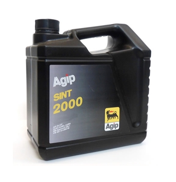 Agip - Superolie 10/40W 4 L. + Oliefilter